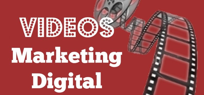 Vídeos de Marketing Digital
