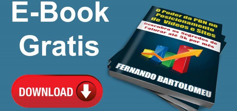 E-Book O Poder da PBN do Fernando Bartolomeu